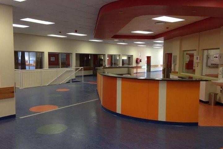 Edge to Edge Construction New Bethesda Paediatric Ward