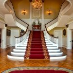 luxury stairs