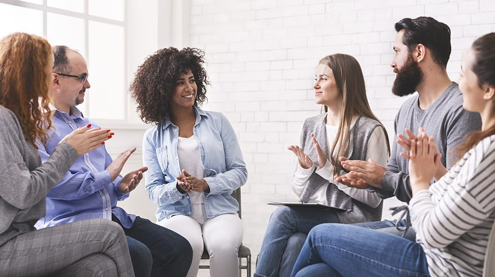 Eating Disorder Group Therapy