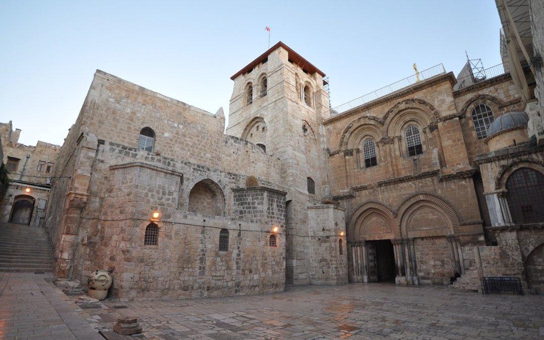 September 13 – The Church of the Resurrection…
