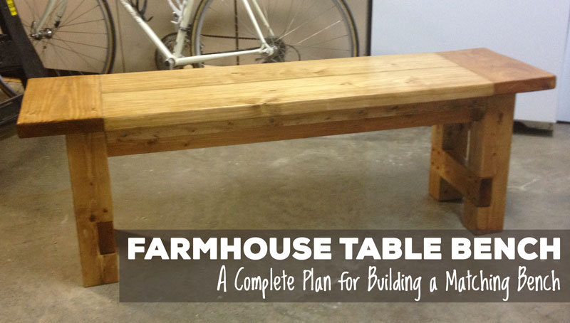 Wonderful Farmhouse Bench Graphic