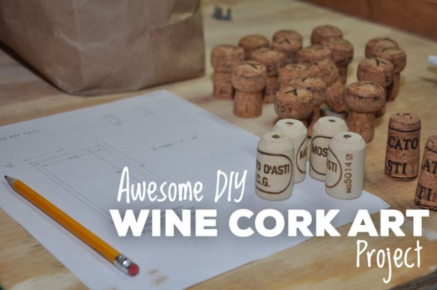 Wine-Cork-Art-Project