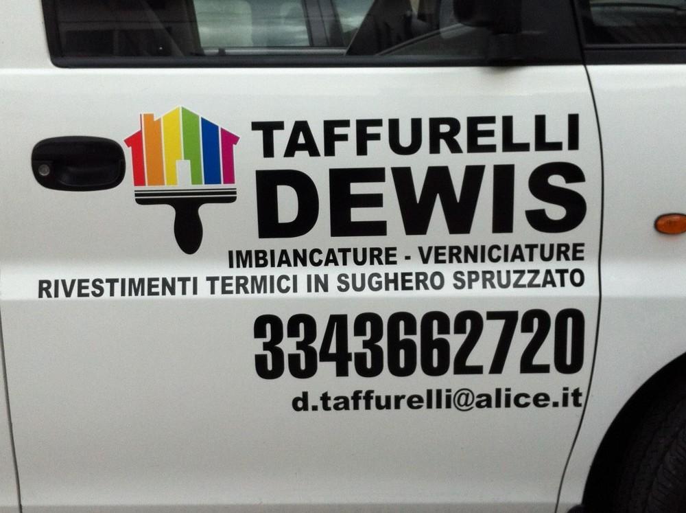 furgone DEWIS TAFFURELLI by EdiArt