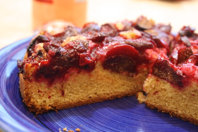 Sugar Plum Cake Recipe