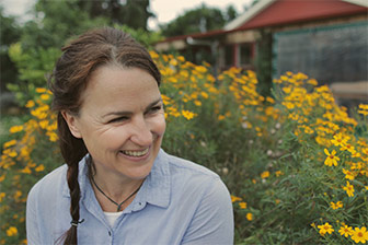 Meet Kath Irvine, Edible Backyard, New Zealand