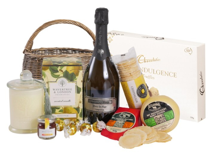 The best gourmet easter gift guide for 2017 gourmet getaways edible blooms ultimate cheese basket negle Choice Image