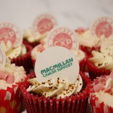 Charity Cupcake Toppers