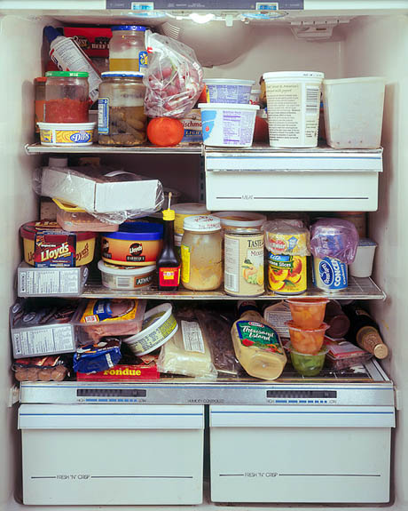 fridge photo from edible geography blog