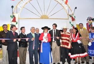 Intendenta de Tarapacá y Senador Rossi inauguran remadas en Alto Hospicio e Iquique