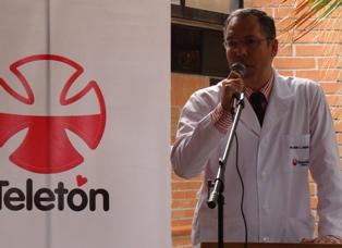 """""""Con la fuerza del corazón"""" parte campaña para Teletón 2011"""