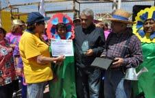 Alcalde de Hospicio alerta a abuelitos sobre futuros ofertones electorales