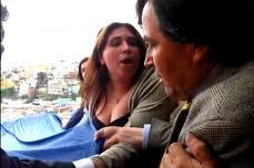 Navarro parafrasea spot de Gobierno: 'Maricón es el diputado que forcejea con mujer y provoca aborto