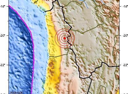 Red de emergencia predijo sismo de 4.4 grados de intensidad en Iquique