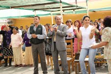 En Penitenciaria de Iquique, Evangélicos celebraron su Día Internacional