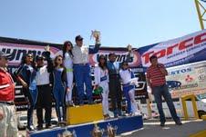 Iquiqueño Cristian Oxa ganó nacional de Campeonato Tuerca realizado en Alto Hospicio