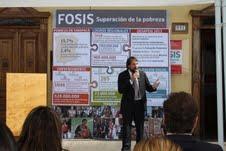 En cuenta pública FOSIS anuncia que aumentará cobertura este 2012