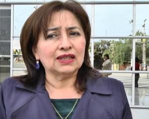 ministra olivares