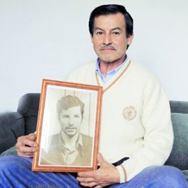 """Nicolás Barrantes, víctima de Juan Emilio Cheyre: """"enfrentar a mi torturador es fuerte. No es como encontrase con cualquier persona"""""""