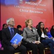 En Iquique ACNUR despliega trabajo d protección de derechos humanos de hijos de migrantes en la lucha contra la apatridia en Chile