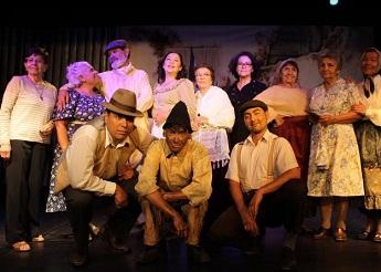 Teatro Expresión presenta murga Teatral musical, para celebrar su aniversario