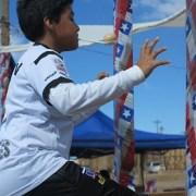 Juegos criollos en Salitrera Humberstone, revivieron celebraciones dieciocheras a la usanza pampina