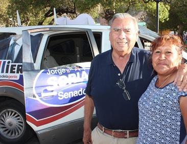 Jorge Soria: Más de 73 mil hogares en Tarapacá conocieron propuestas de Alejandro Guillier