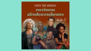 Escritoras Afrodescendientes