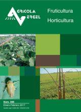 revista agrícola de horticultura, fruticultura, arroz y vid