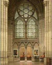 """""""La Catedral Gótica"""" de Otto von Simson"""