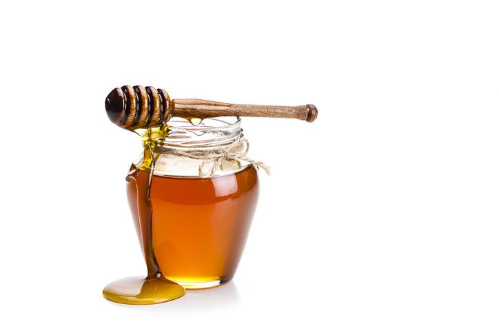 Toma miel (es el mejor antioxidante natural)