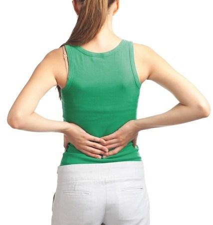 ¿Te duele la espalda? ¡Camina!