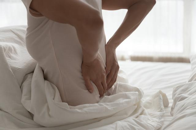 ¿Te duelen las lumbares o la espalda?