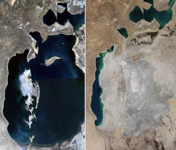 Sovietistan. La trasformazione del Mare d'Aral tra il 1989 e il 2014