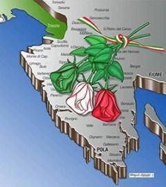 L'Istria e la Dalmazia italiane