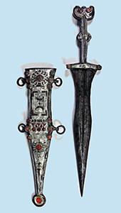 Roma Antica: il pugnale romano ritrovato ad Haltern am See