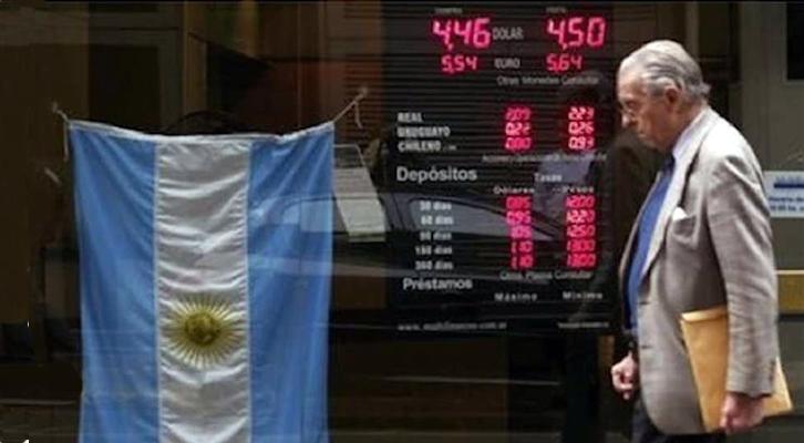 Nuovo rischio default per l'Argentina