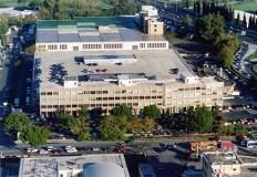 La sede del Municipio IV in via Tiburtina nei pressi del Gra