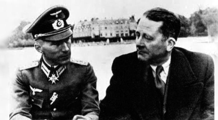 Marino Freschi, Germania 1933-1945. L'Emigrazione Interna nel Terzo Reich.