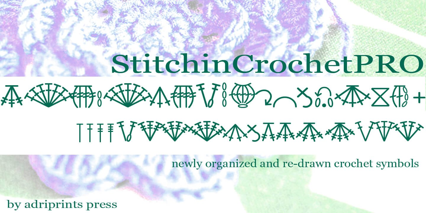 In search of crochet charting software part 2 edie eckman ccuart Image collections