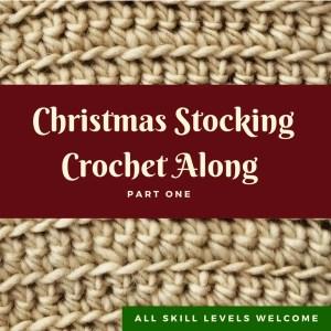 Christmas Stocking CAL Part 1