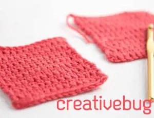 Creativebug How to Crochet