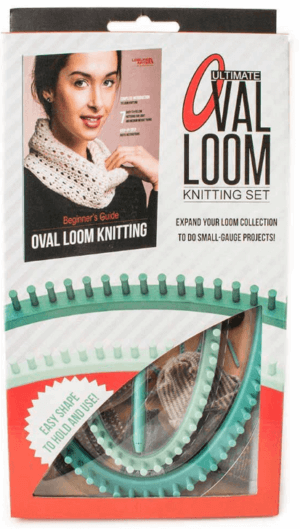 Ultimate Oval Loom Knitting Set