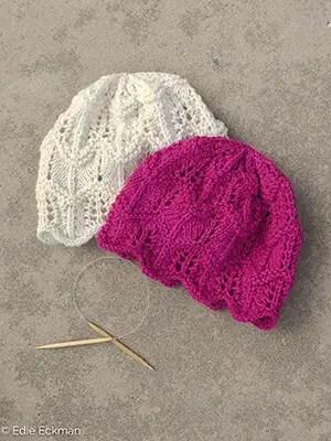 Edie Eckman Knit Charlotte Hat