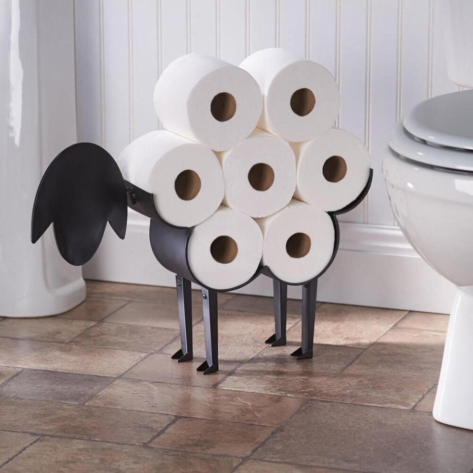 Sheep Toilet Paper Roll Holder