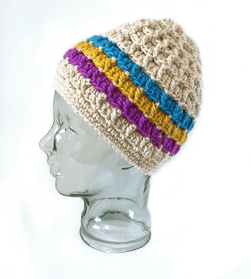 Avery Hat Free Crochet Pattern by Edie Eckman