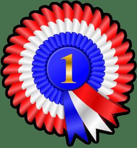 grand prize ribbon