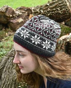 Norwegian Dream Hat by Edie Eckman