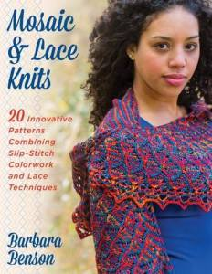 Mosaic & Lace Knits by Barbara Benson