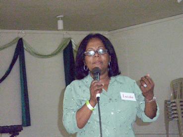 Leida Cuevas, Amparo Divino Christian School