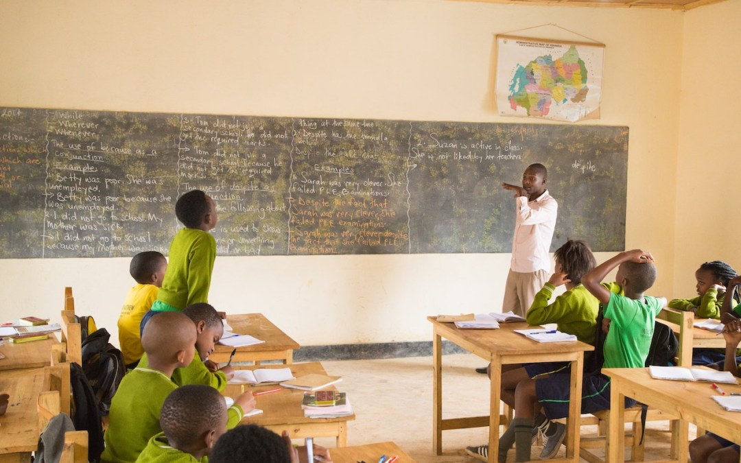 Quality Education Means Needing 68.8 Million More Quality Teachers